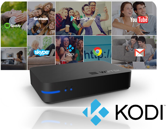 WeTek Play - Το καλύτερο Kodi TV Box